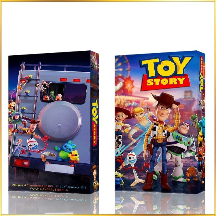 جامدادی فانتزی مگنت دار طرح Toy Story