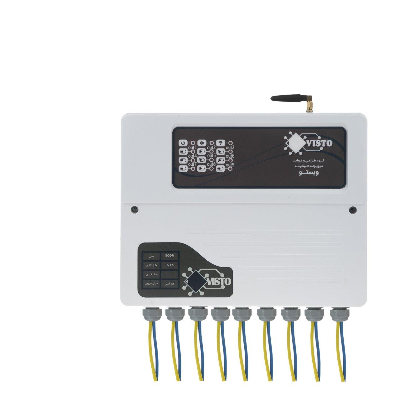 سیستم کنترل پیامکی ویستو مدل EC09