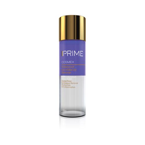 پاک کننده آرایش ضد آب چشم پریم دو فاز حجم ۱۰۰ میلی لیتر