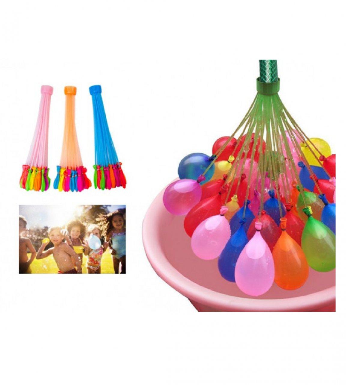 بادکنک آب بازی ( 100 عددی)