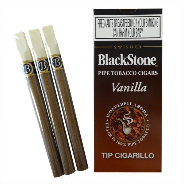سیگار برگ وانیلی بلک استون