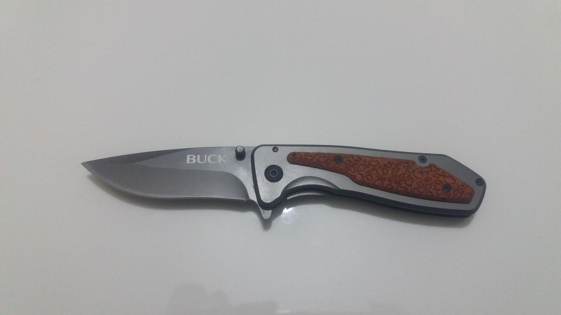 چاقوی شکاری مدل باک BUCK