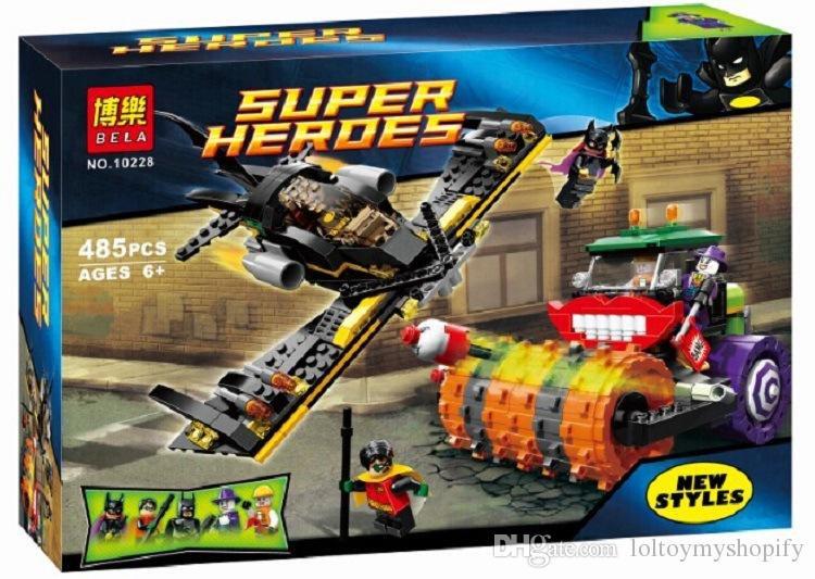 ساختنی بلا مدل Super Heroes 10228