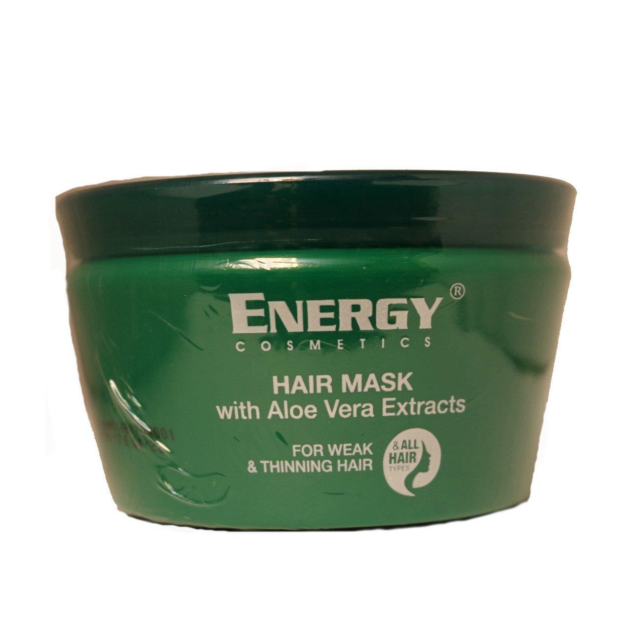ماسک موی آلوورا انرژی 500 میلی لیتر