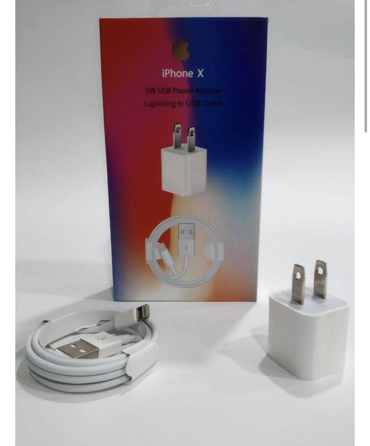 شارژر کامل اپل مدل X