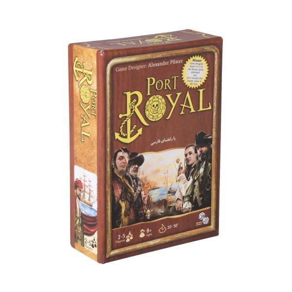 بازی فکری مدل Port royal (ارسال رایگان)