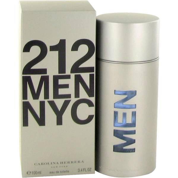 ادکلن کارولینا هررا مدل Men NYC 212