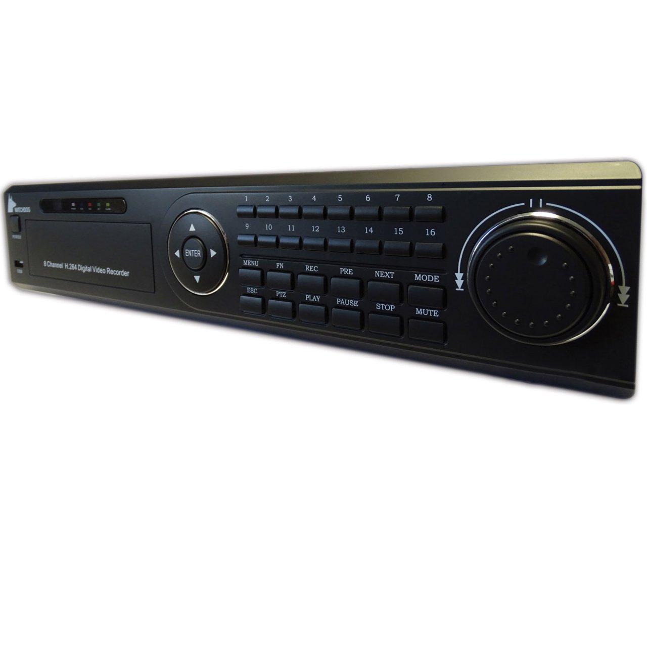 ضبط کننده ویدیویی DVR واچ داگ مدل WD-8008DHZ