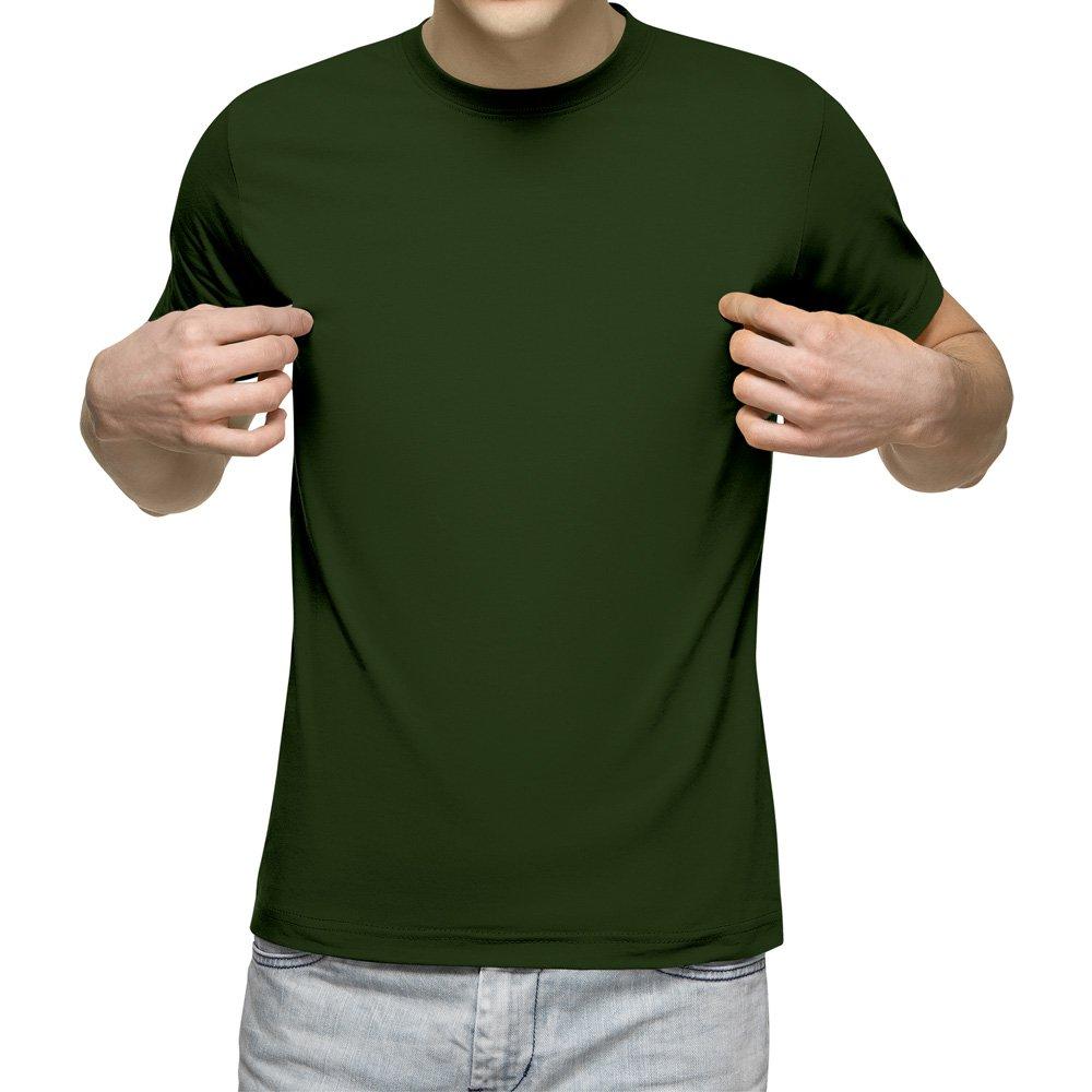 تیشرت آستین کوتاه مردانه سبزارتشی