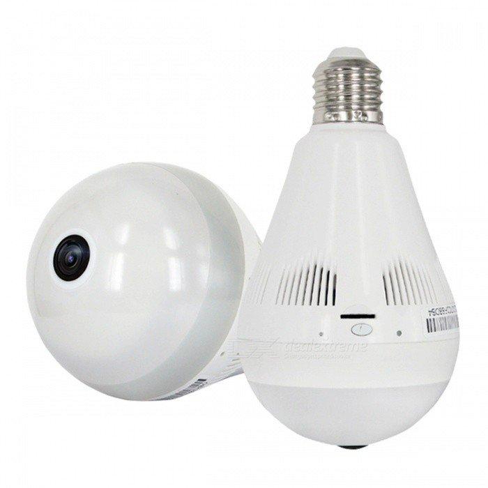 دوربين لامپی 360 درجه تحت شبکه icseeمدل sc3601B