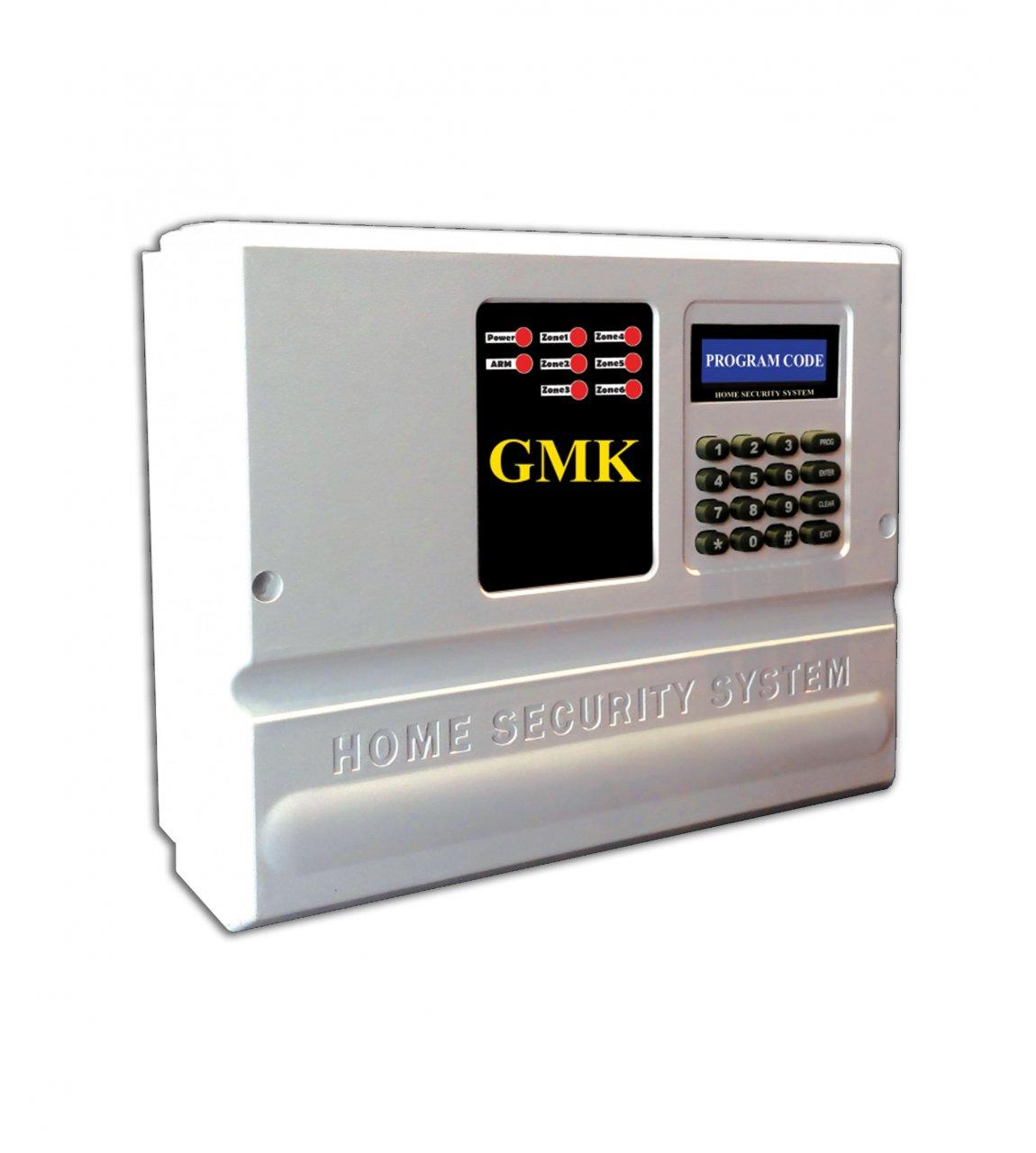 سیستم دزدگیر سیم کارتی اماکن GMK مدل ۴۰۰۰