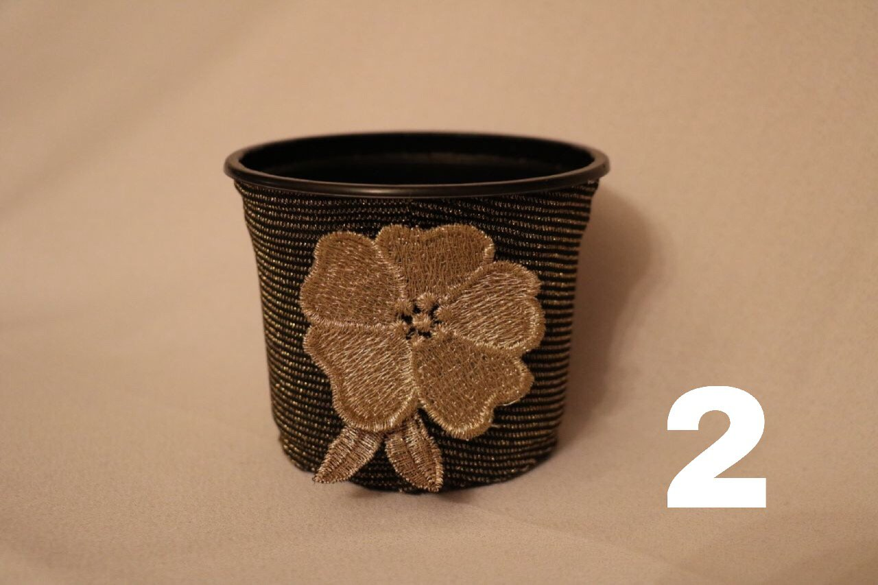 گلدان ژله ای کد 2