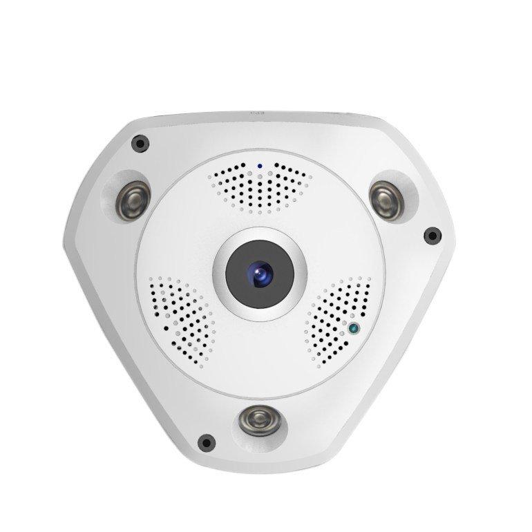 دوربین بی سیم تحت شبکه fisheye vrcam
