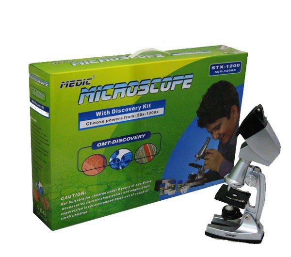 میکروسکوپ مدیک مدل STX-1200