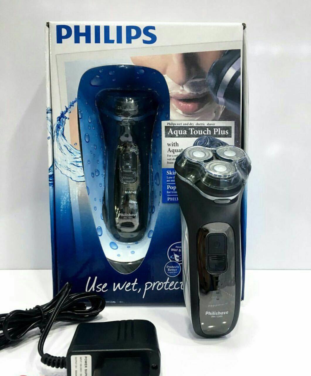 ماشين اصلاح فليپس سە تیغ مدل PH1380