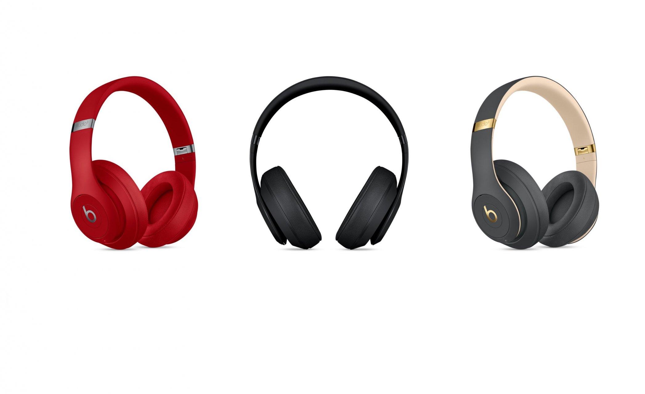 هدفون بی سیم بیتس Beats Studio3 Wireless Headphones
