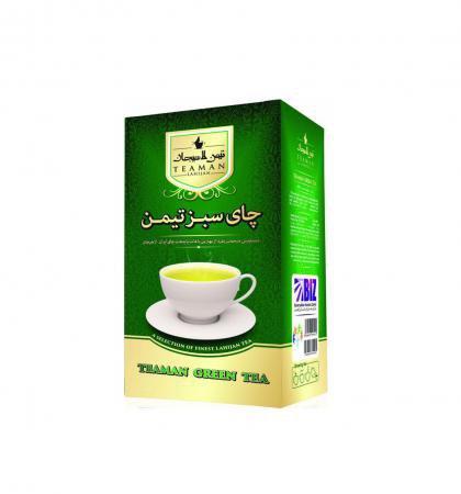 چای سبز طبیعی تیمن لاهیجان