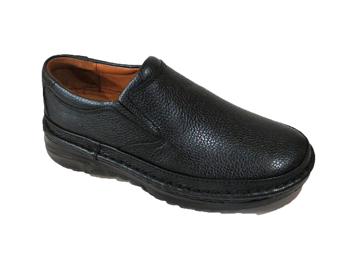 کفش کلارک مردانه مدل فابیو مشکی