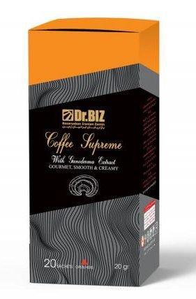 قهوه گانودرما با طعم سوپریم دکتر بیز