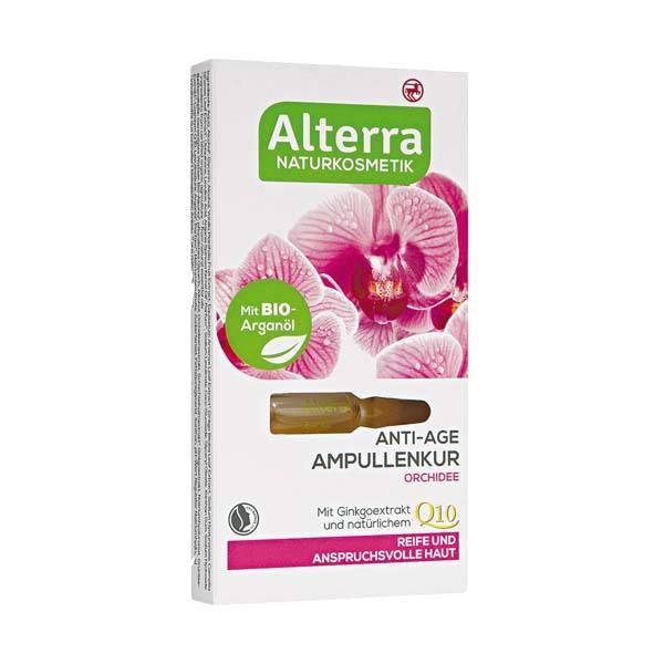 محلول جوانسازی پوست Alterra Q10 پک 5 عددی