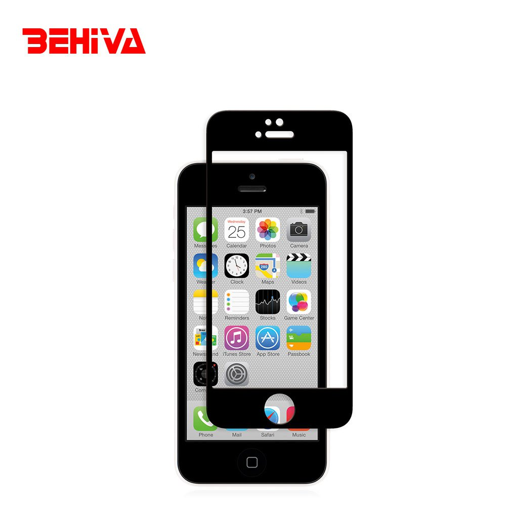 محافظ صفحه نمایش گلس iPhone 5 آیفون مدل WOKO