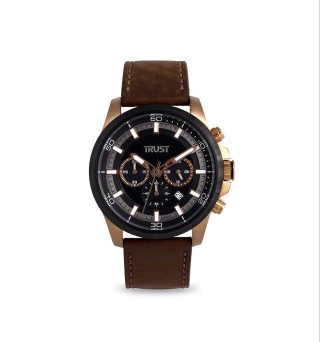 ساعت مچی مردانه برند تراست TRUST مدل G499IPD