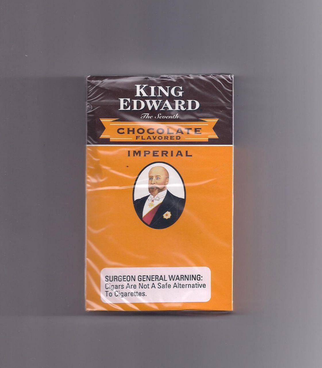 سیگار برگ شکلاتی کینگ ادوارد