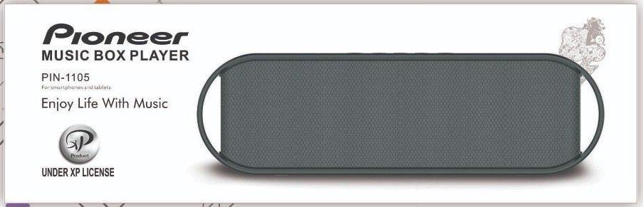 اسپیکر همراه پایونیر مدل 1105