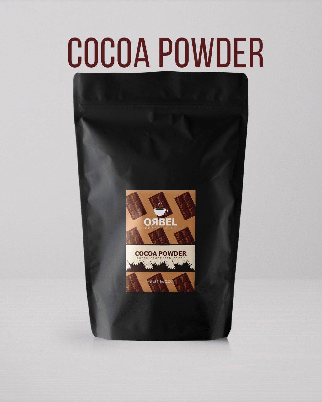 پودر کاکائو اوربل 250 گرم
