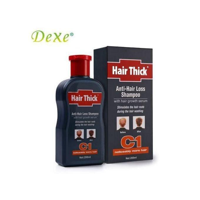 شامپو Dexe ضد ریزش موهای آقایان حجم ۲۰۰