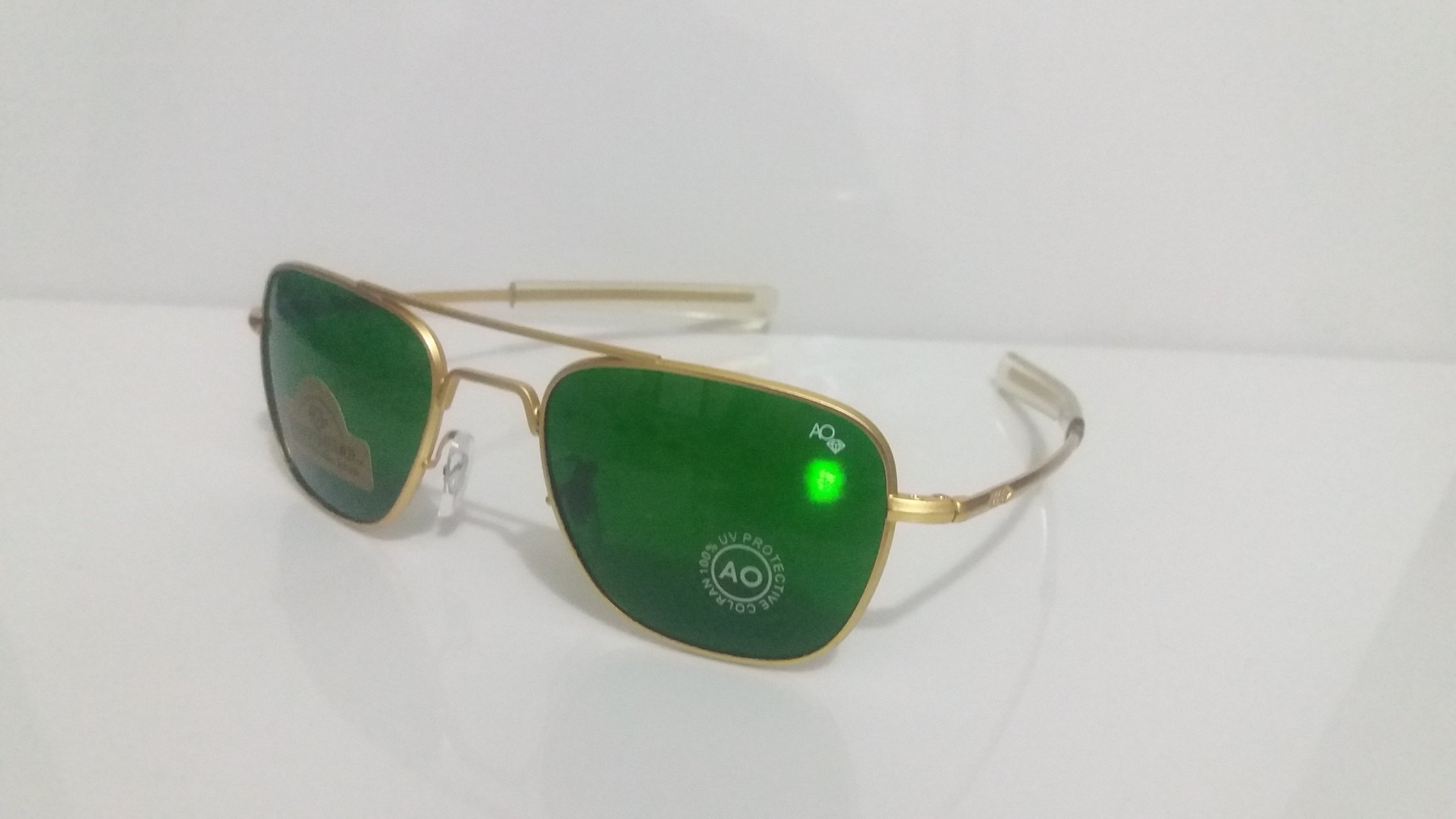 عینک آفتابی مردانه آمریکن اپتیکال ao کد 52