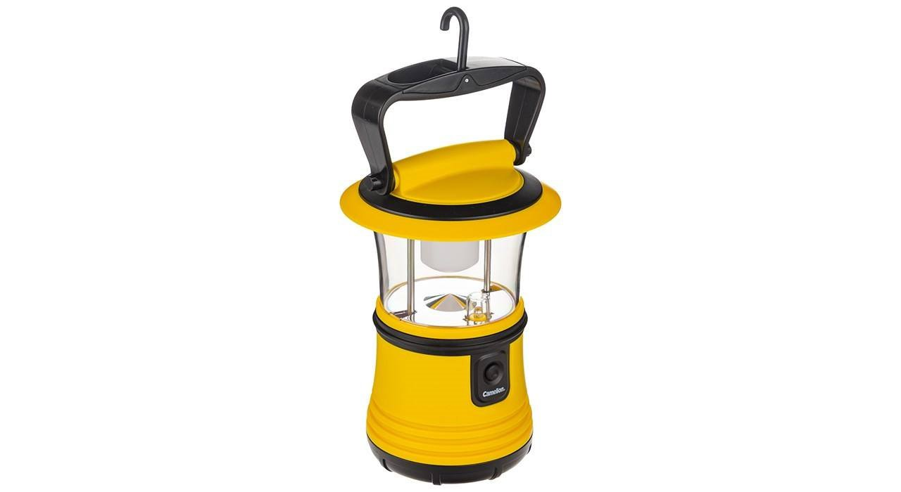 چراغ قوه شارژی کملیون مدل Rechargeable LED Lantern کد RS650