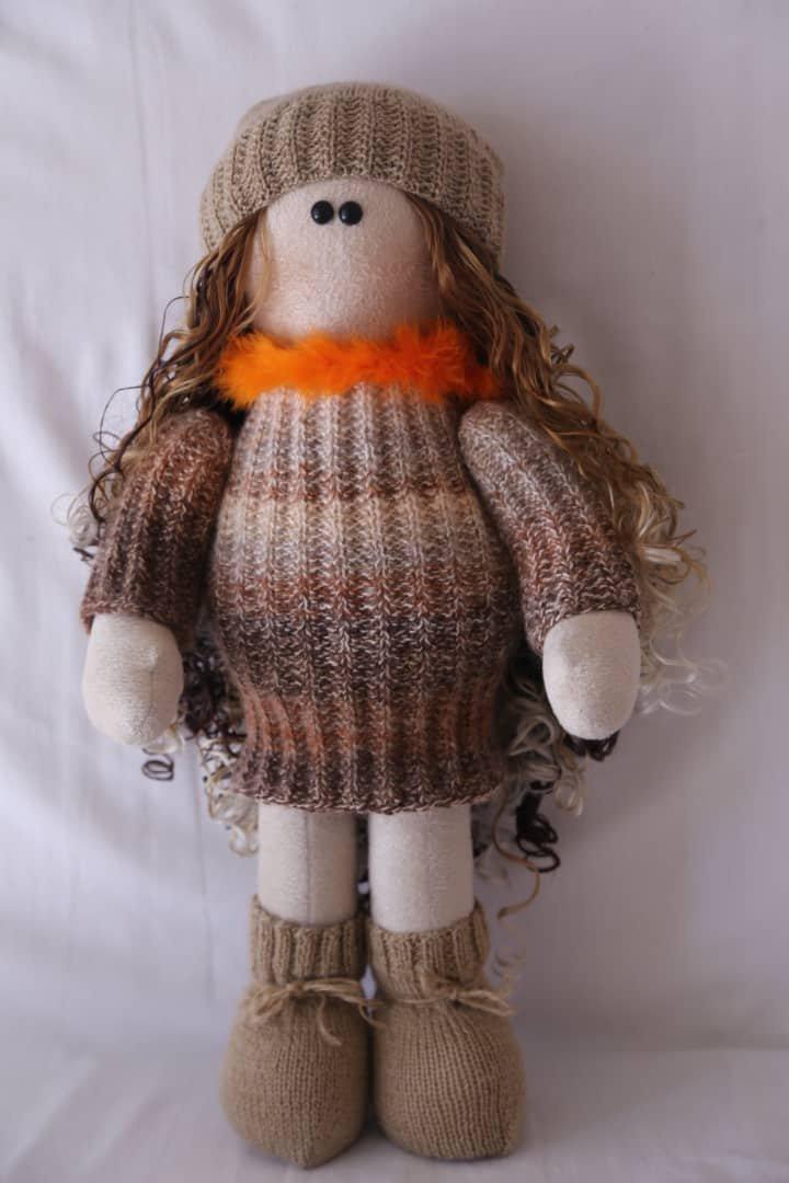عروسک روسی مدل EK04