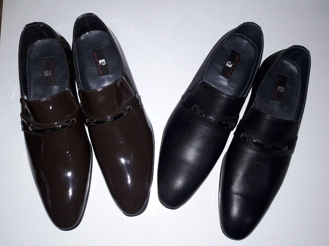 کفش مردانه چرم ایتالیایی