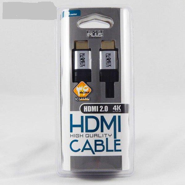 کابل HDMI برند K-NET PLUS