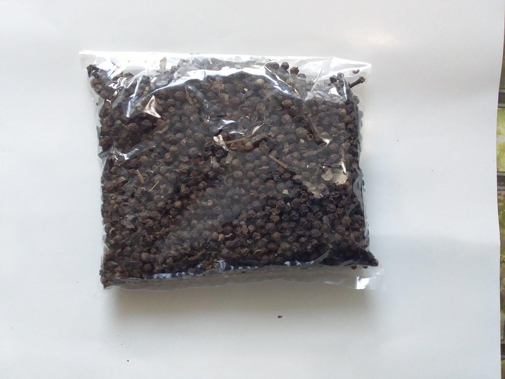 فلفل سیاه آسیاب نشده 90 گرم