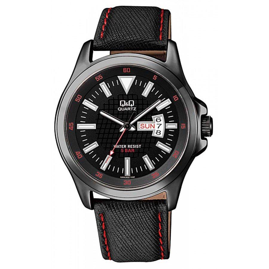 ساعت مچی عقربه ای مردانه کیو اند کیو مدل A200J302Y