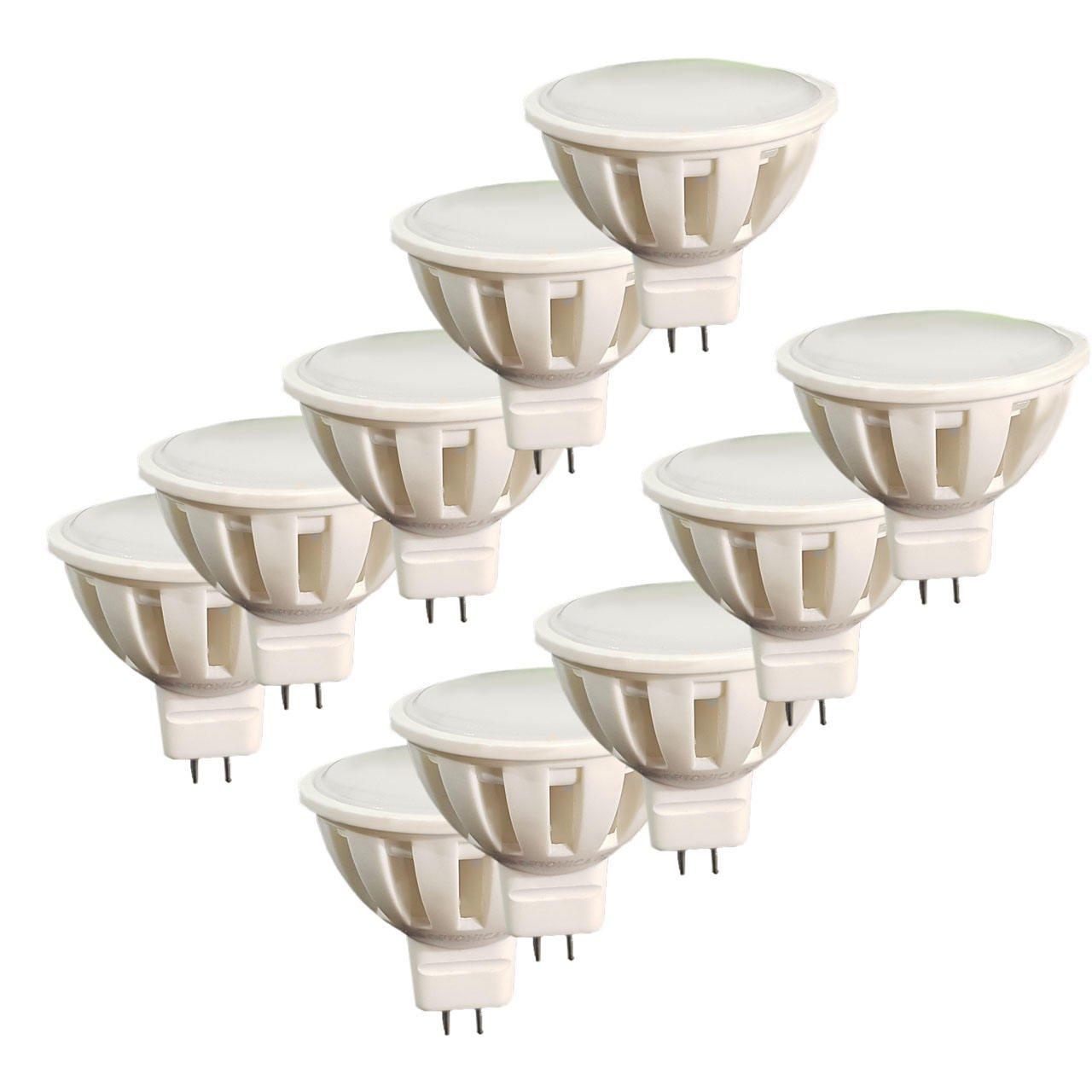 لامپ ال ای دی هالوژنی بسته 10 تایی