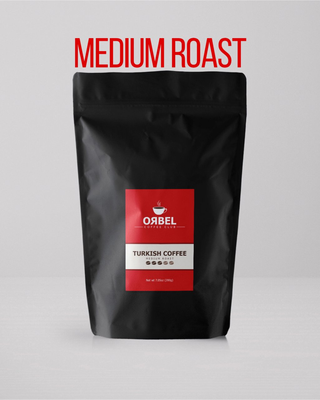 پودر قهوه ترک مدیوم اوربل 250 گرم