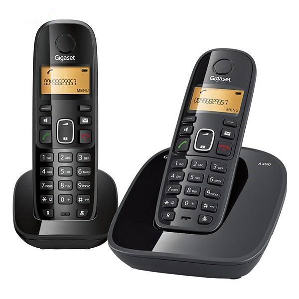تلفن گیگاست مدل A490 DUO