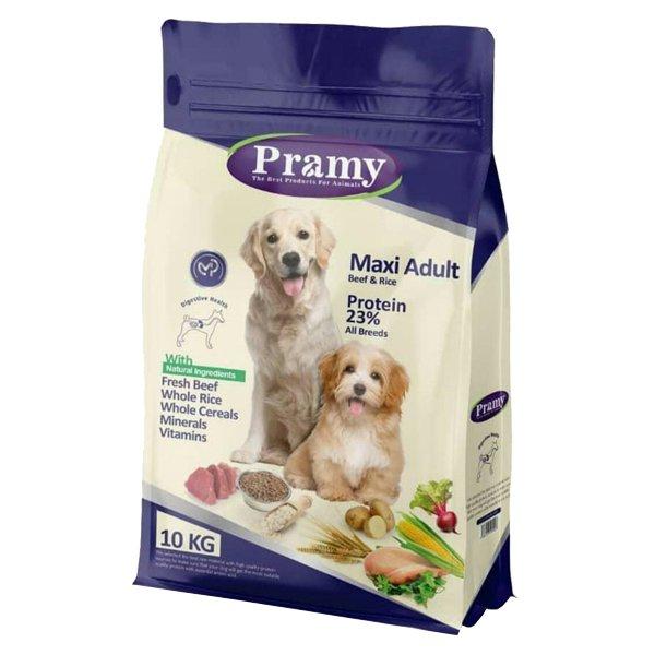 غذای خشک سگ پرامی مدل Maxi Adult حجم 10 کیلوگرم