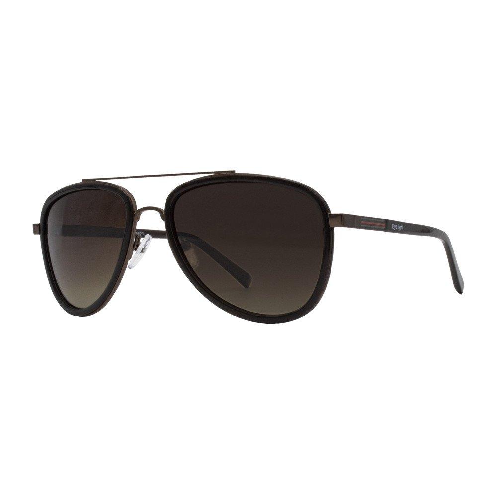 عینک آفتابی آی لایت مدل 1603 رنگ قهوه ای