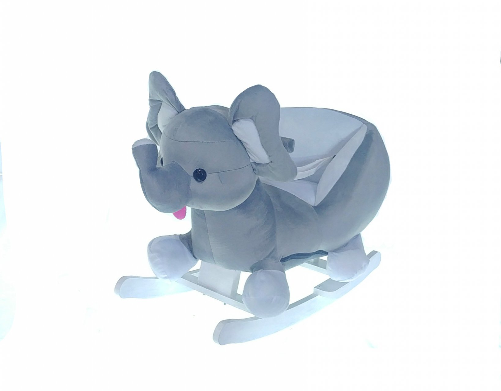 راکر کودک ماهر طرح فیل