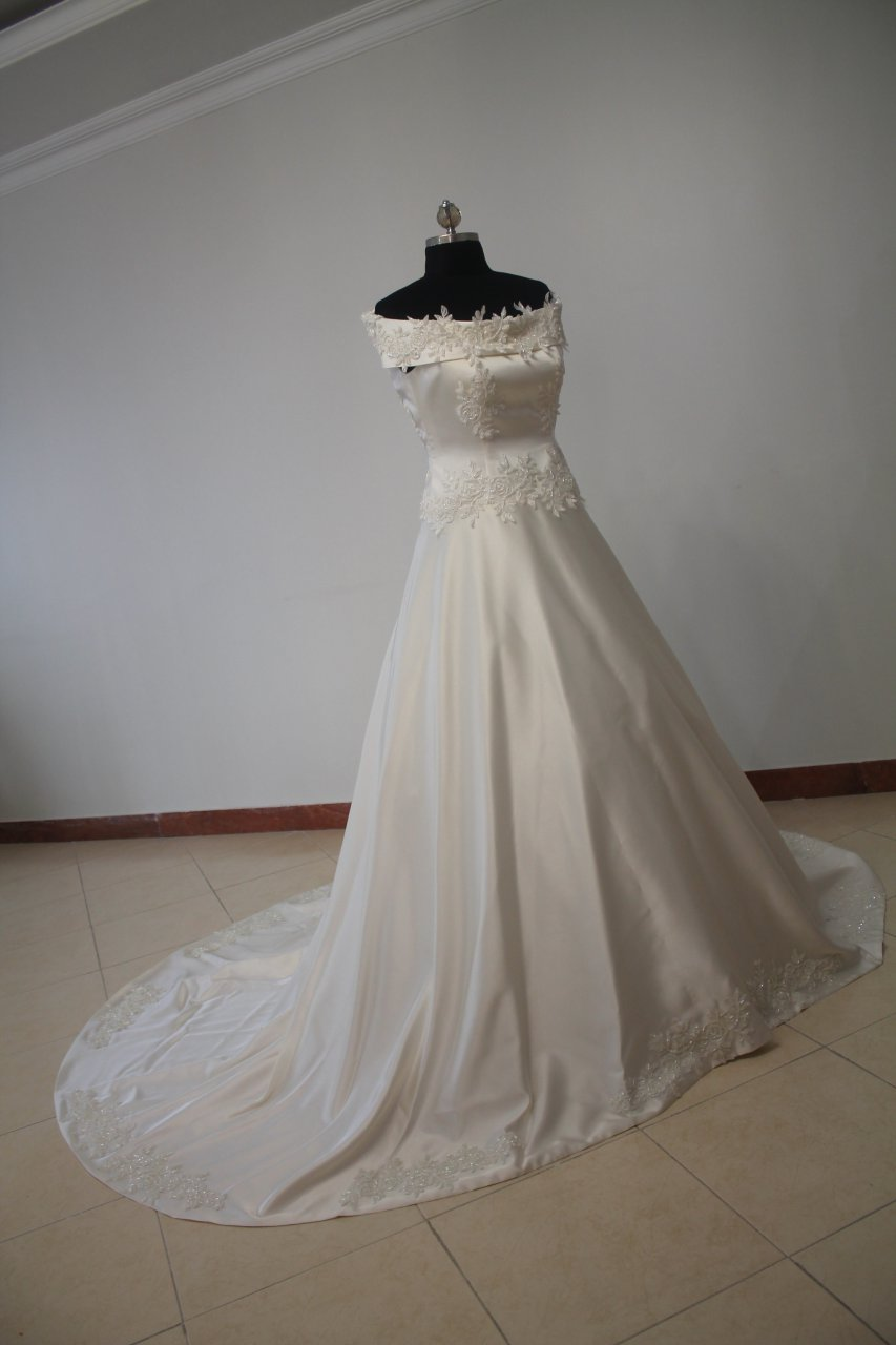 لباس عروس مدل رز