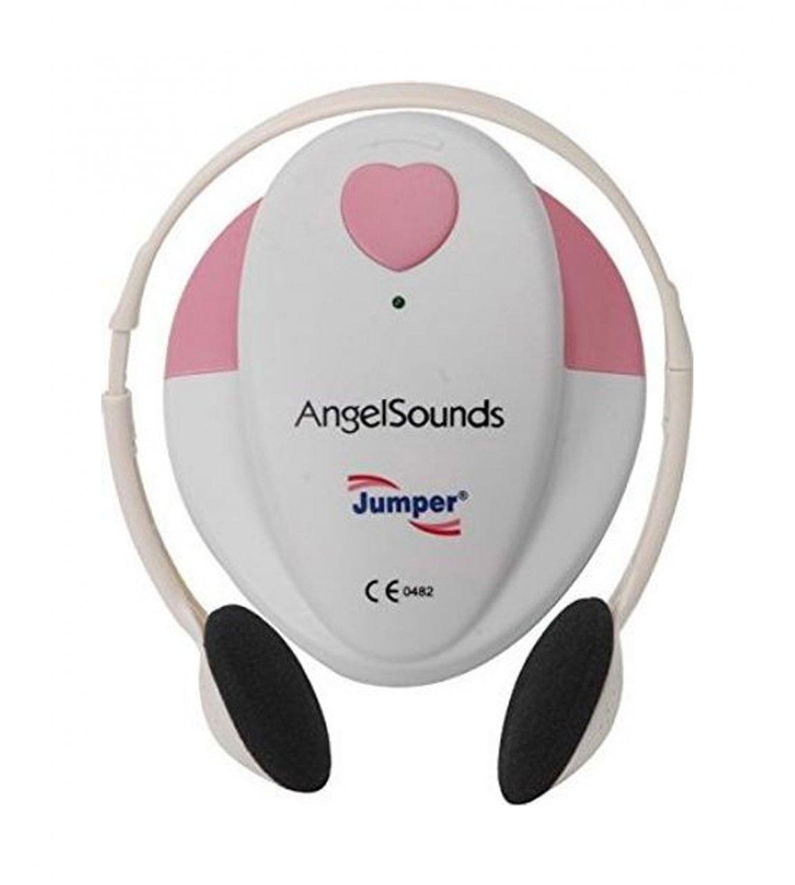دستگاه سونوکیت شنیدن صدای قلب جنین جامپر مدل JPD-100s
