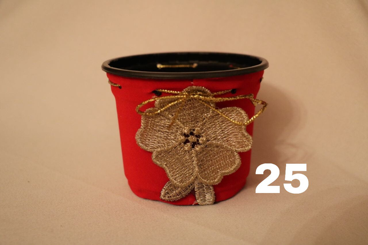 گلدان ژله ای کد ۲۵