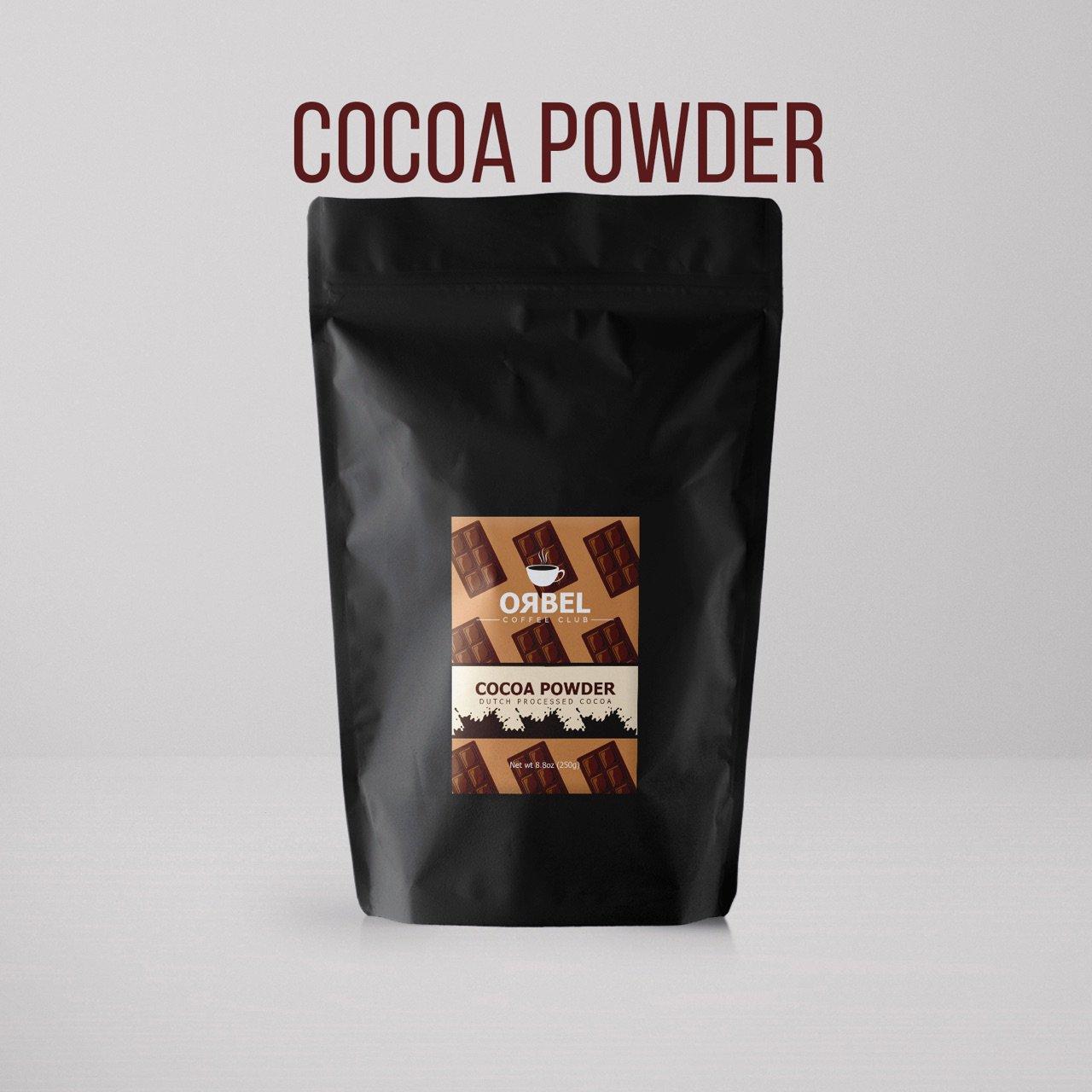 پودر کاکائو هلندی اربل ۲۵۰ گرم
