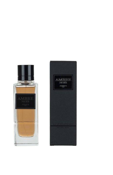 ادو تویلت مردانه ادنان بی مدل Ambre Noir حجم 100 میلی لیتر