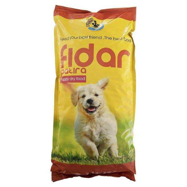 غذای خشک فیدار پاتیرا توله سگ نژاد کوچک وزن 10 کیلوگرم
