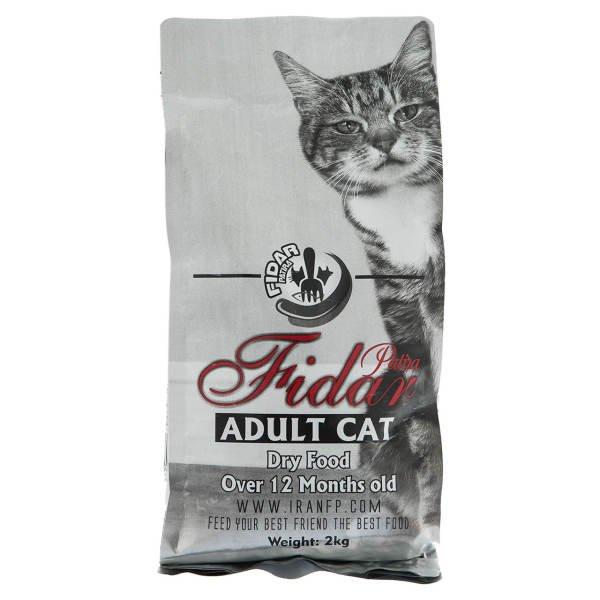 غذای خشک گربه فیدار پاتیرا مدل Adult Cat وزن 2 کیلوگرم